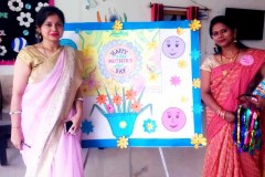 Maa Ranjana Devi Principle on mothers day event